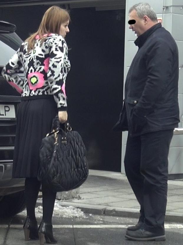 In drum spre Jilava, sotia lui Gica Popescu s-a intalnit cu un barbat misterios