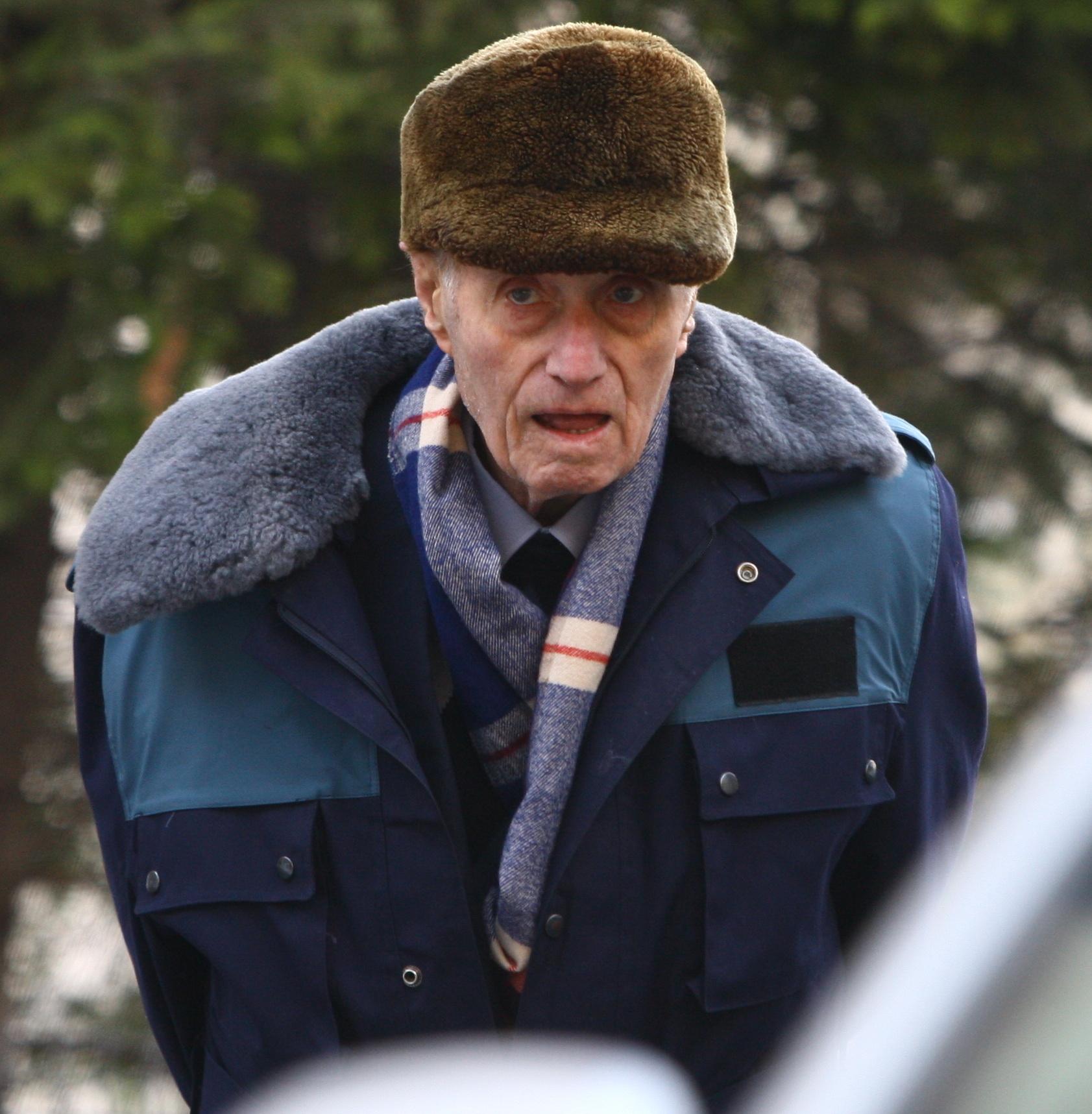 Visinescu este mandru de haina lui