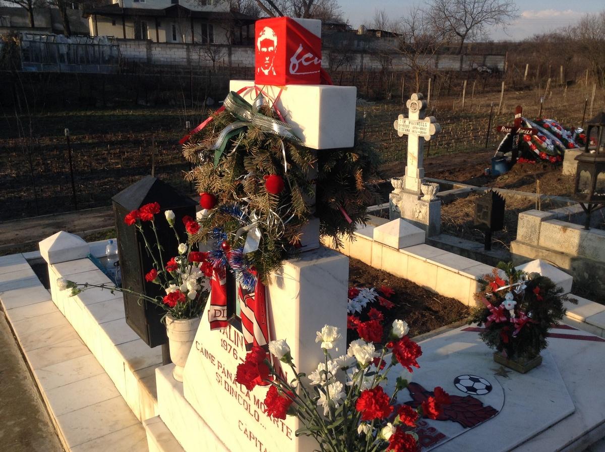 Catalin Hildan a fost o persoana emblamatica pentru Dinamo