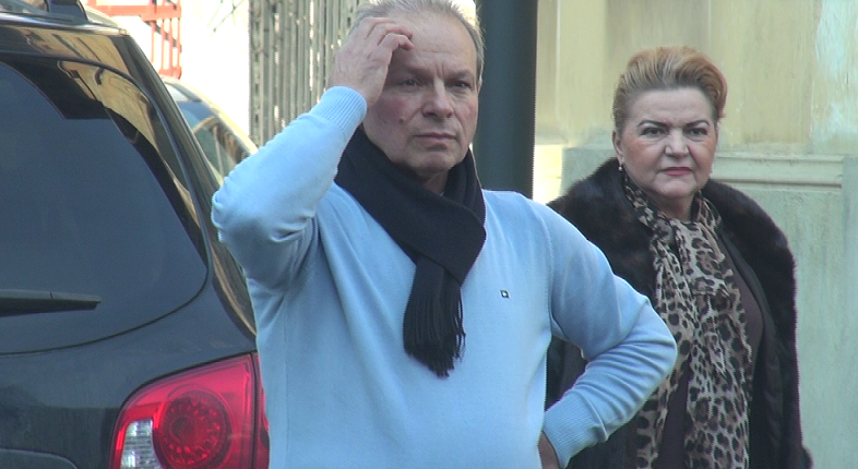 Contrar firii explozice afisate la televizor, Maria Carneci si-a menajat sotul dupa accident