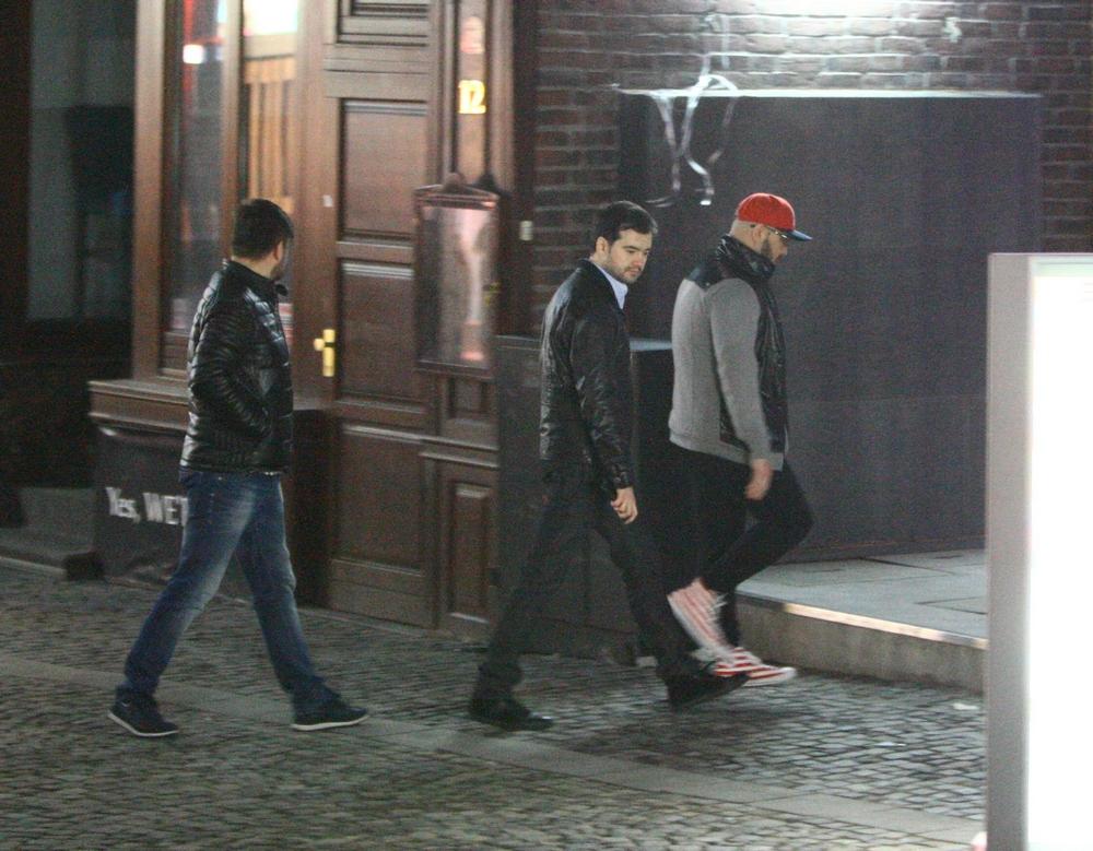 Laurentiu, Viorel si Mihai stau mai tot timpul impreuna