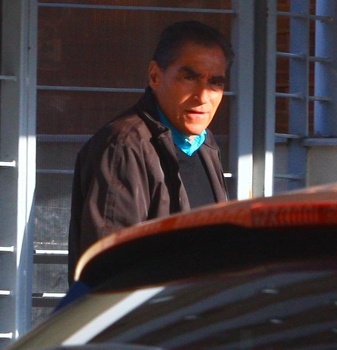 Din casa Oanei, Petre Roman a iesit zambitor