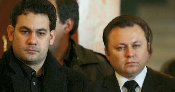 Ionut si Dragos Dolanescu se cearta de cinci ani pe averea tatalui lor