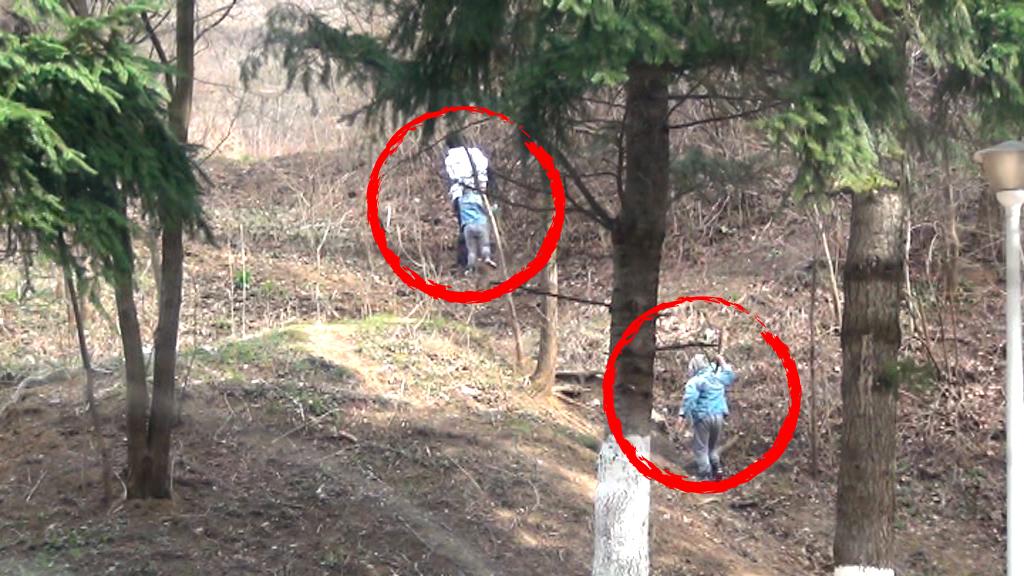 In timp ce au urcat dealul, copiii au cazut de mai multe ori
