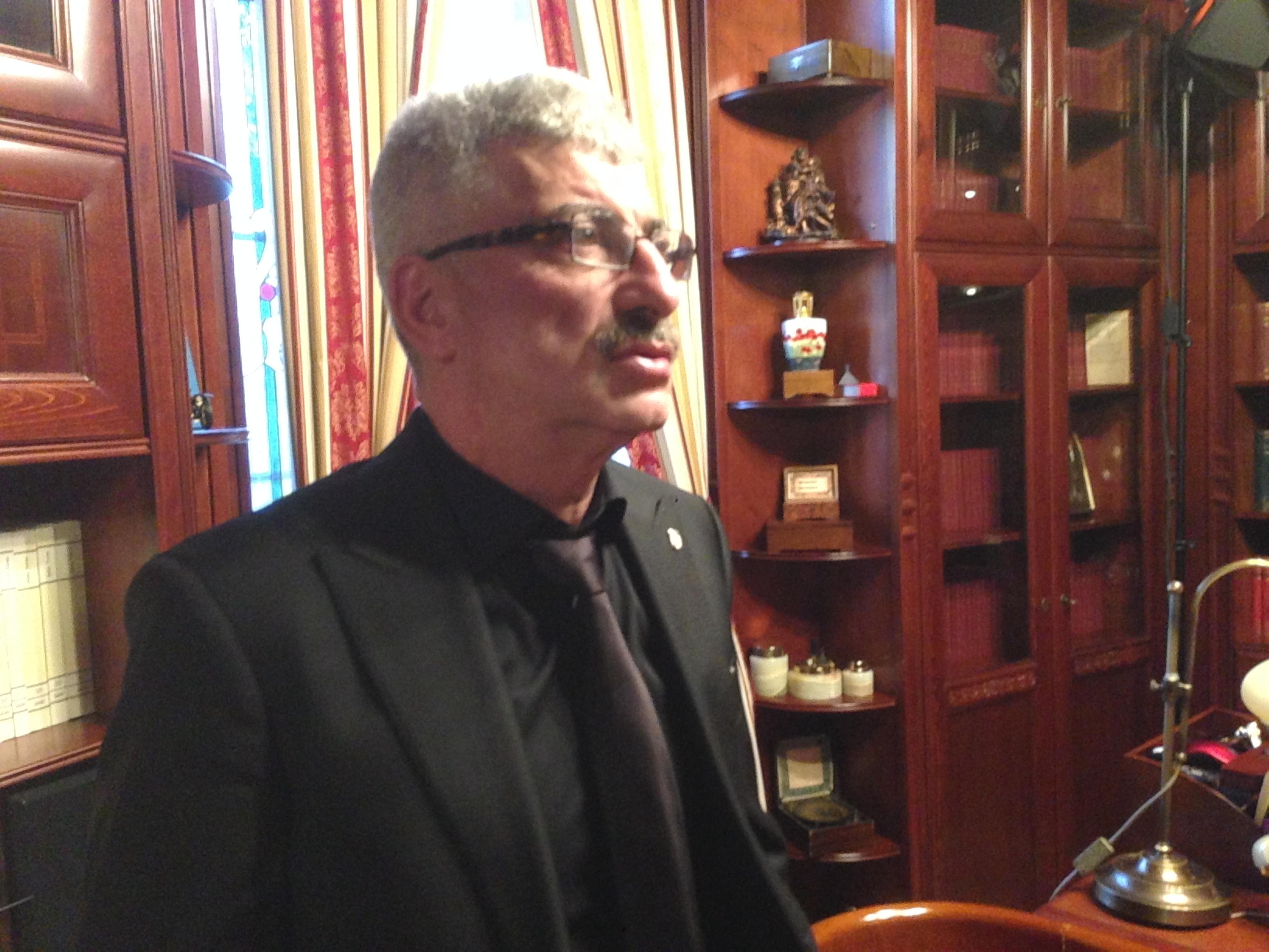 Silviu Prigoana e vizibil mai slab dupa scandalul cu Bahmu