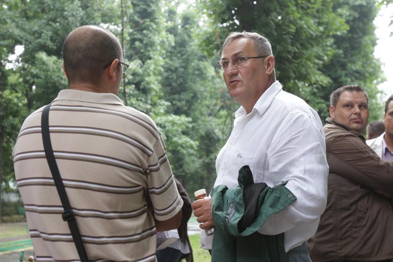 Mihai Bucurenciu a prezentat cartea: