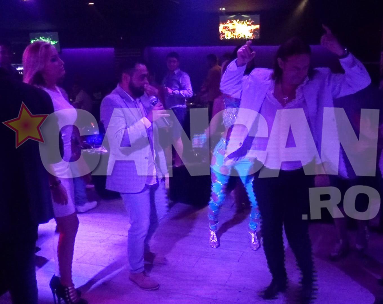 Miron Cozma s-a dezlantuit pe ringul de dans