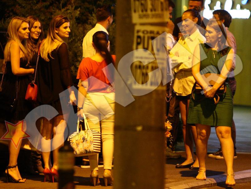 Garda veche de la Steaua s-a reunit la un restaurant din Capitala