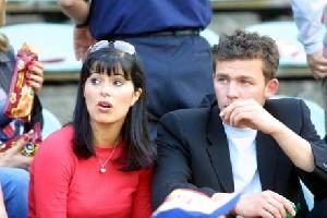 Loredana si Bogdan Lobont, in urma cu mai bine de zece ani