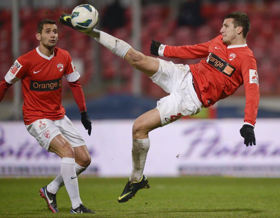 Dinamo l-a vandut pe Tucudean la Standard Liege. belgienii au platit 800.000 de euro, iar apoi l-au imprumutat in