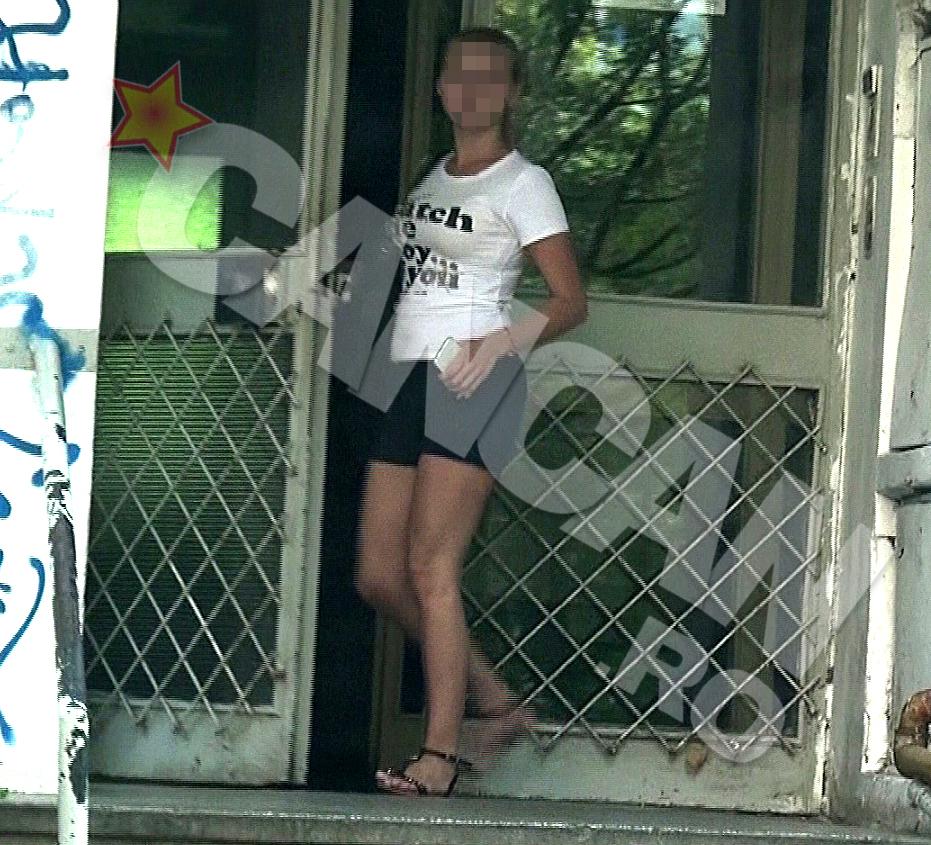 Presupusa amanta a socrului lui Pepe a intrat intr-un bloc de garsoniere