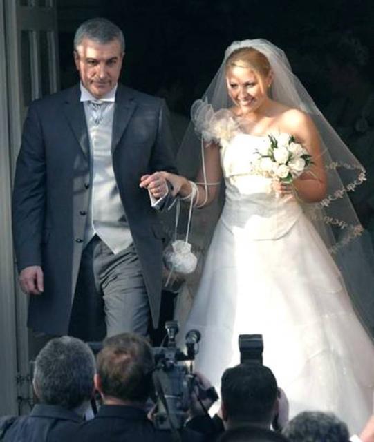 Nunta lui tariceanu cu cea de-a patra sotie