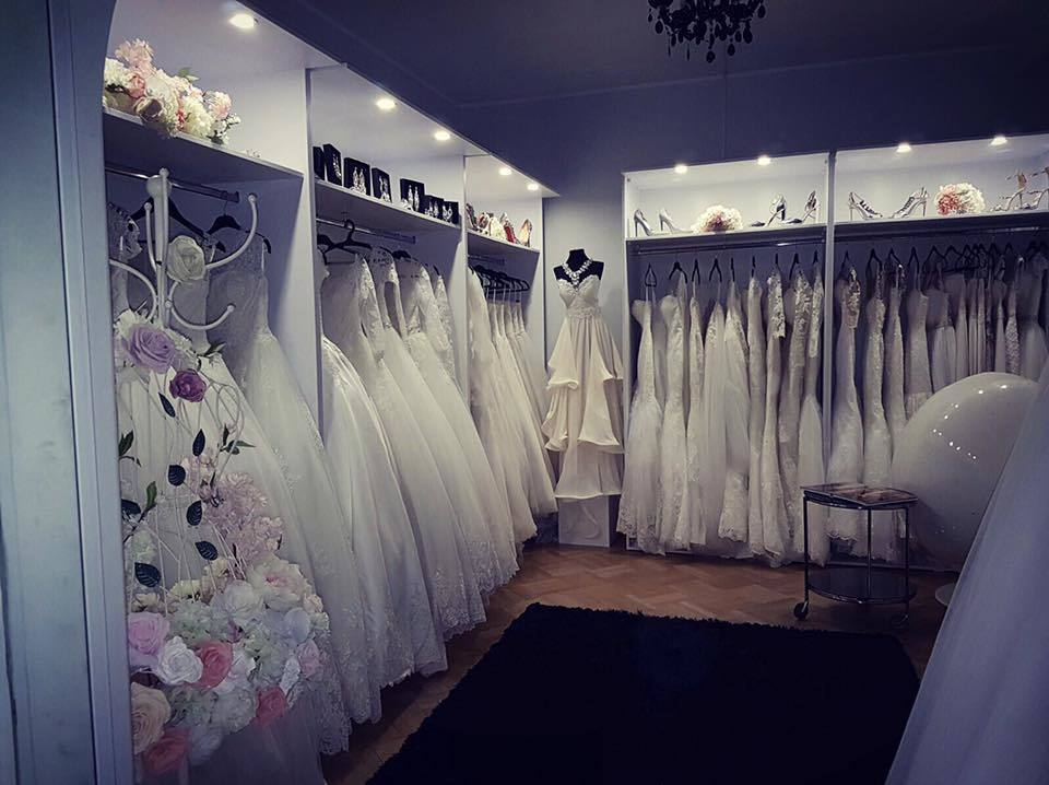 Atelierul de haine al Biancăi a fost redecorat