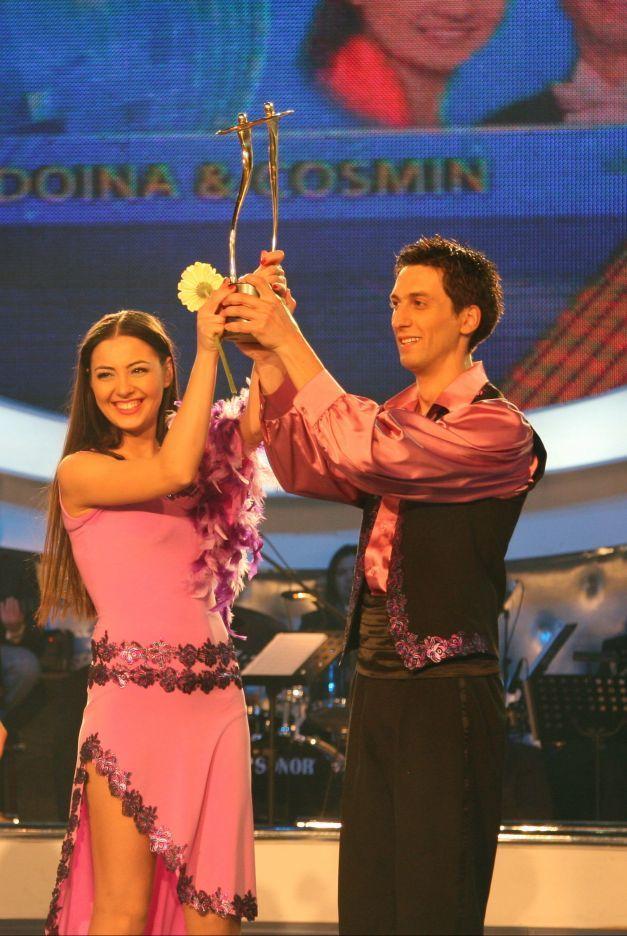 Doina Ocu şi Cosmin Stan câştigau marele trofeu în 2007