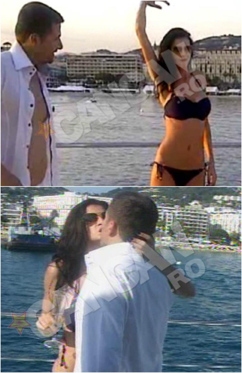 În urmă cu mai bine de şase ani de zile, Ramona Gabor îl cucerea pe milionarul bulgar şi petrecea pe iahtul său, în Cannes, iar fotografia cu sărutul lor devenea una celebră