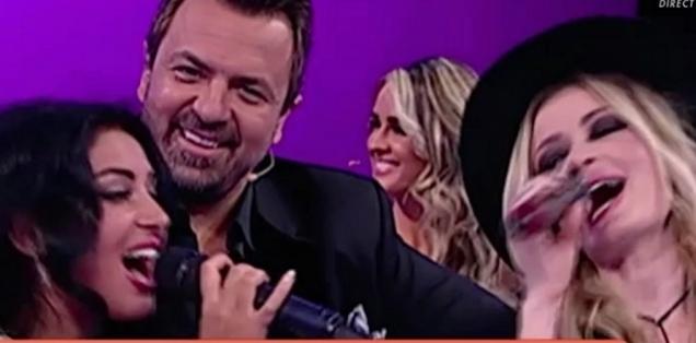 """În respectiva emisiune TV, Alina Crişan a fost """"demascată"""" în direct de către Mateuţa, că s-ar iubi cu """"Bi"""""""