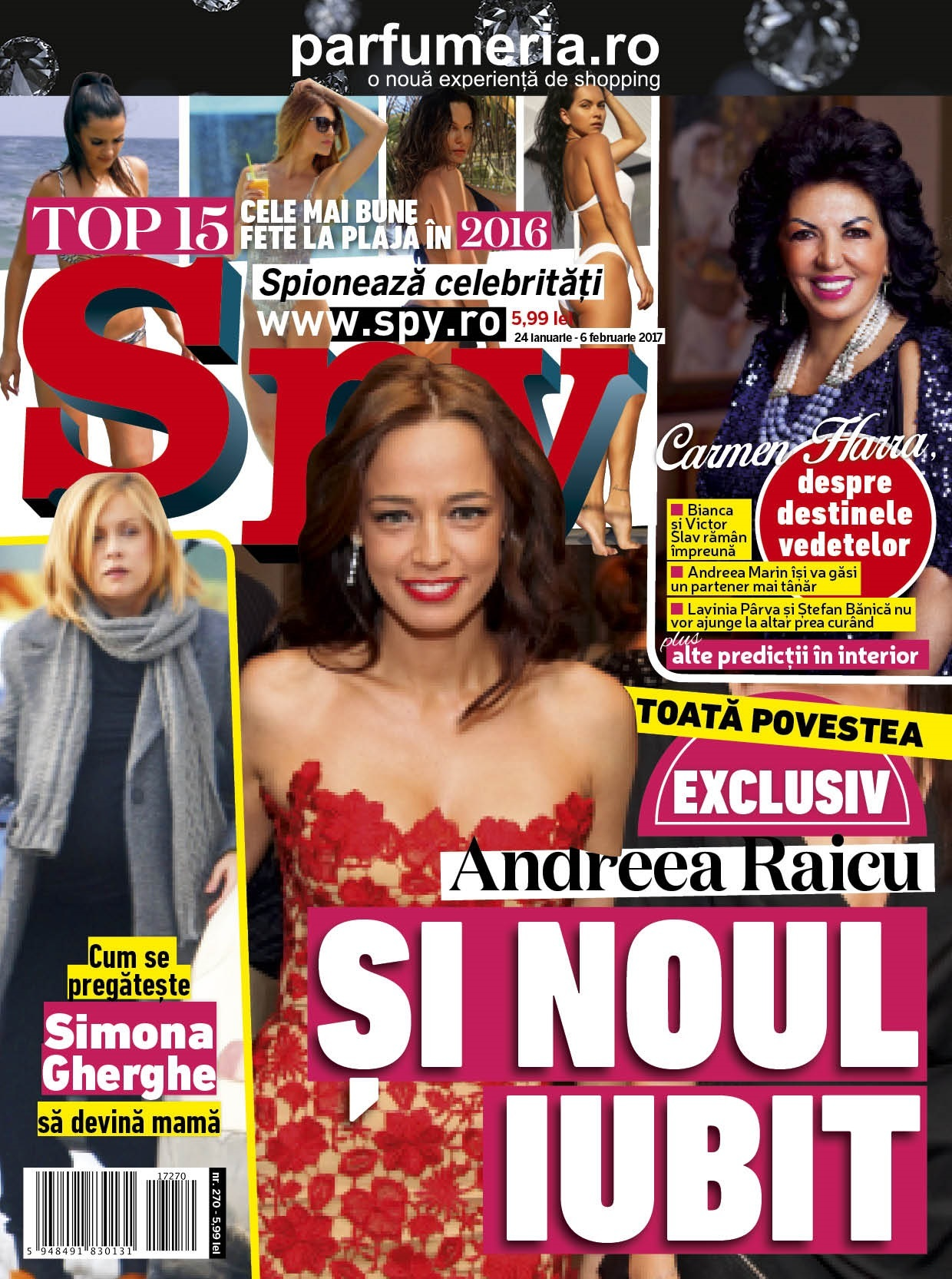 Revista Spy nr. 270