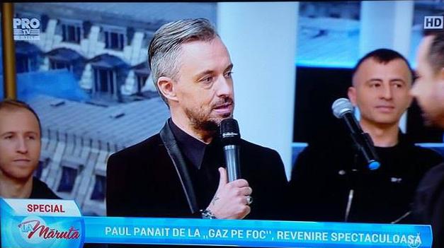 Paul Panait s-a schimbat total! A albit şi este acum un bărbat însurat şi cu fetiţă