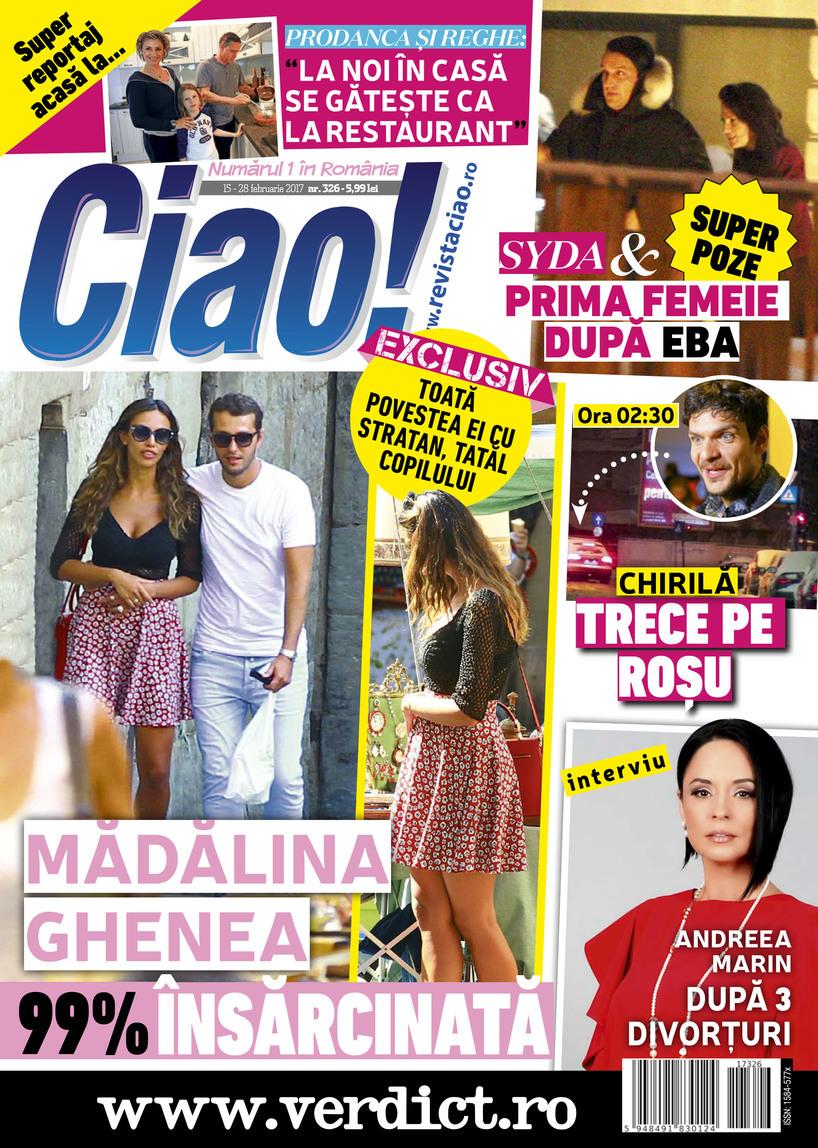 Copertă revista Ciao nr 326