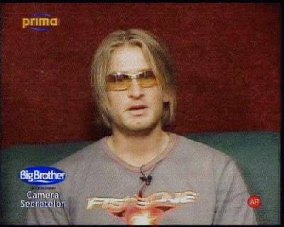 """Florin Staicu frângea inimile domnişoarelor când apărea pe micul ecran, la """"Big Brother"""", în 2003"""