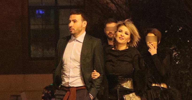 Adrian Cristea şi Maria Păuna, femeia cu care se presupune că are o relaţie