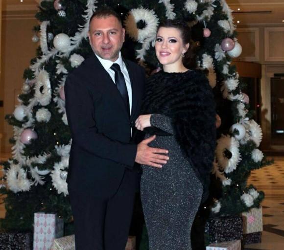 Iubita lui Sabbagh este însărcinată