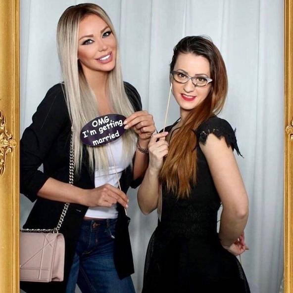 Bianca Drăguşanu şi Victor Slav se vor căsători din nou.