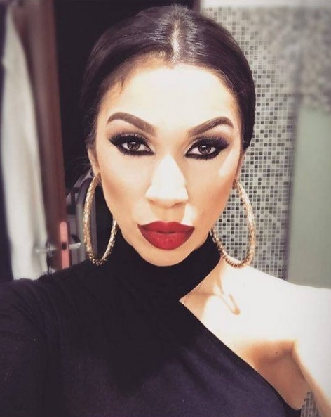 Raluca Pastramă şi-a făcut un selfie