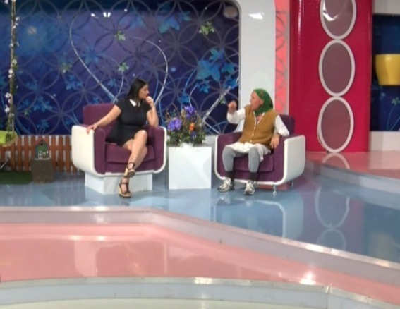 Gabriela Cristea a fost prezentă la o emisiune de la Kanal D