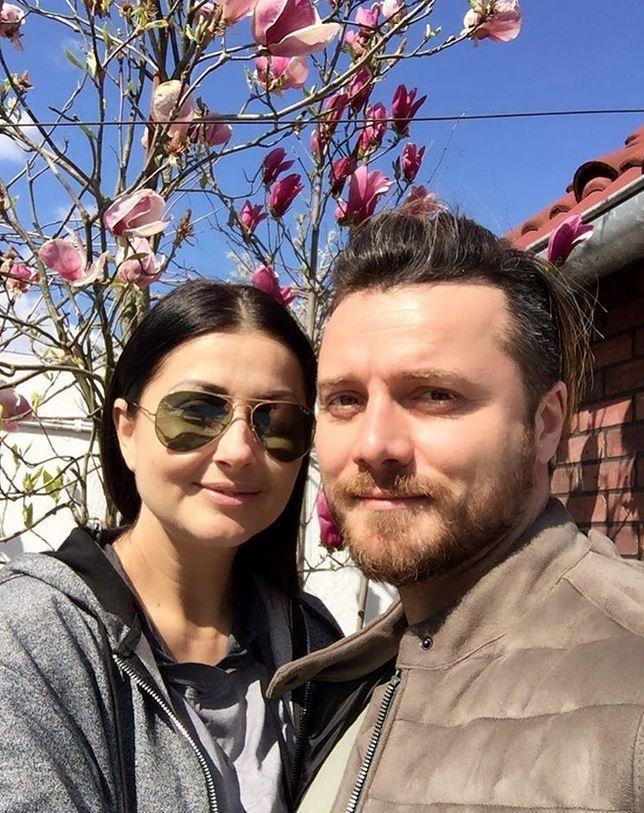Tavi Clonda şi Gabriela Cristea au făcut publică imaginea pe Instagram