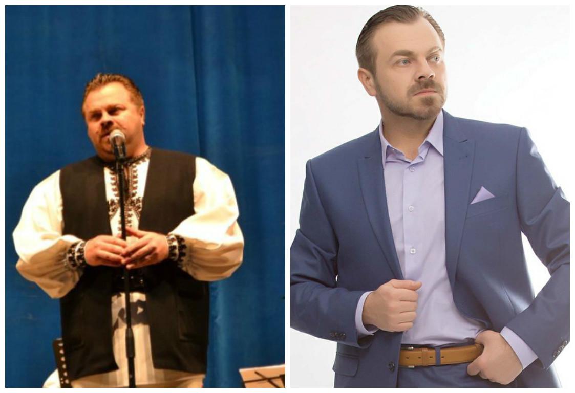 Ionuţ Fulea a slăbit 41 de kilograme într-un timp record.
