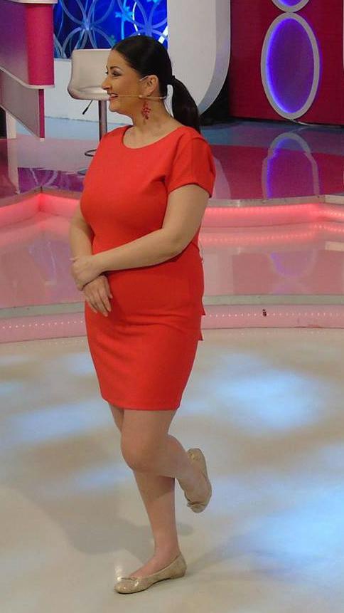 Gabriela Cristea este însărcinată în al doilea trimestru de sarcină.