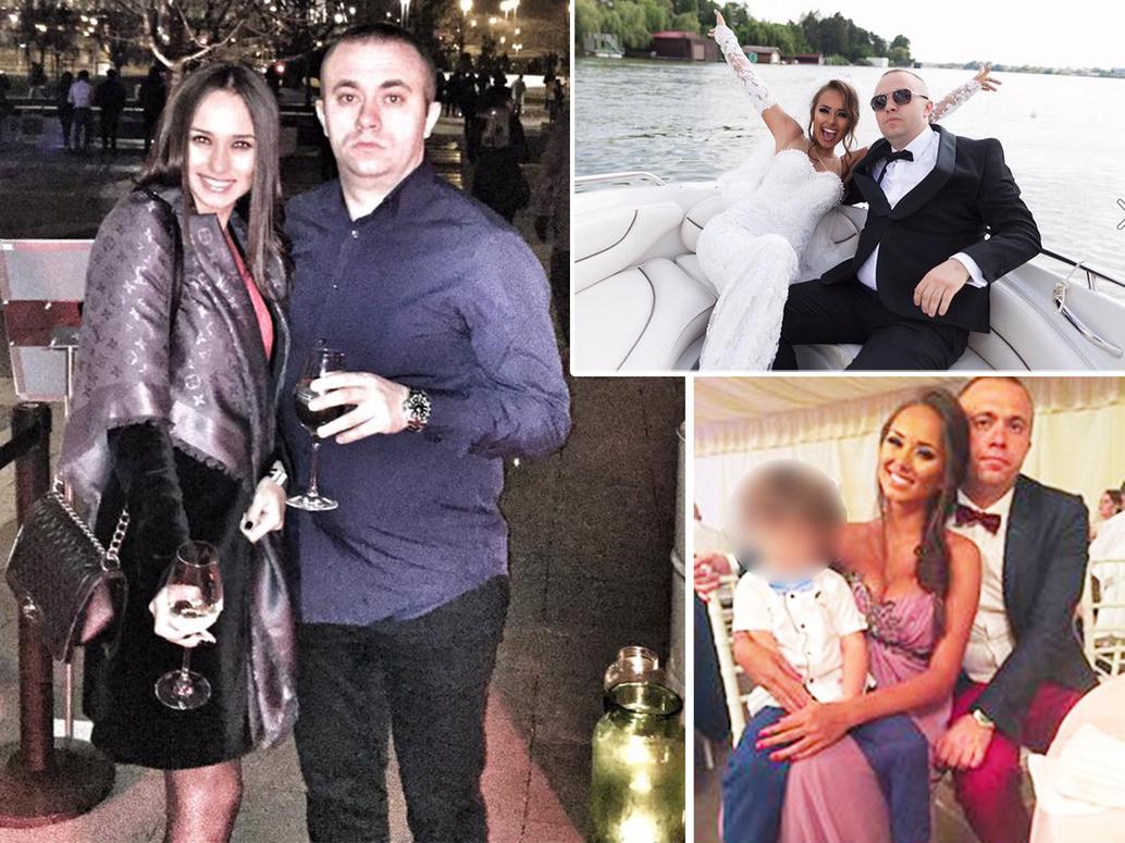 Oana Garbea şi Mihai sunt împreună de o perioadă lungă, iar împreună au un băieţel de cinci ani.