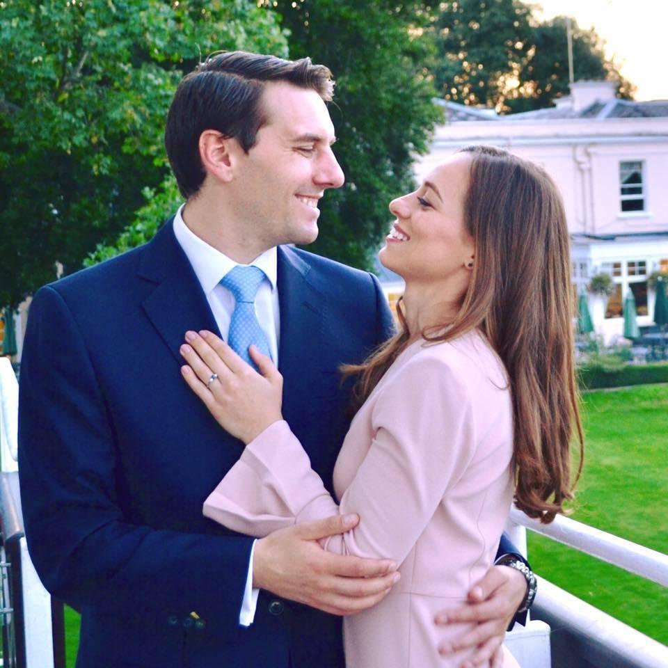 Ana Maria Binder este, oficial, logodnica prinţului Nicolae