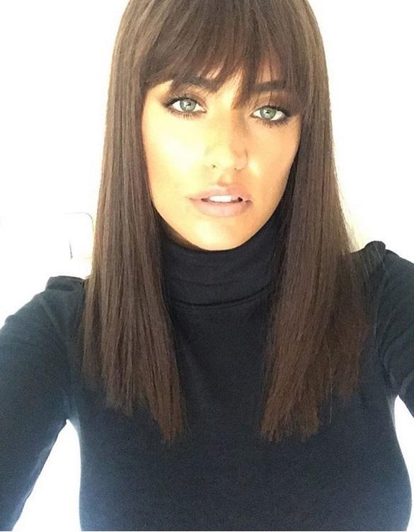Antonia şi-a schimbat look-ul