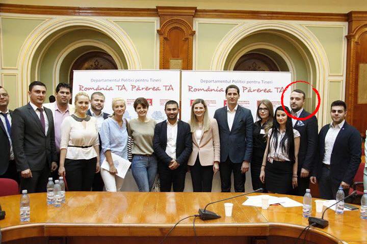 Andrei Ţârdea şi-a încercat norocul în politică, după ce a pierdut în afaceri