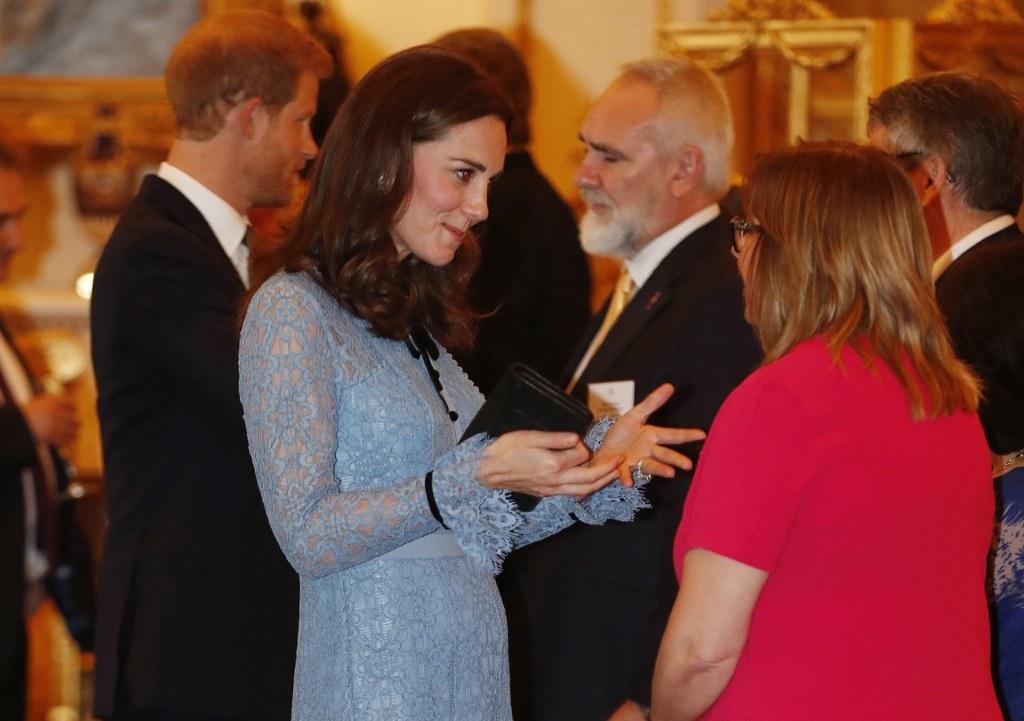 Kate Middleton, însărcinată pentru a treia oară