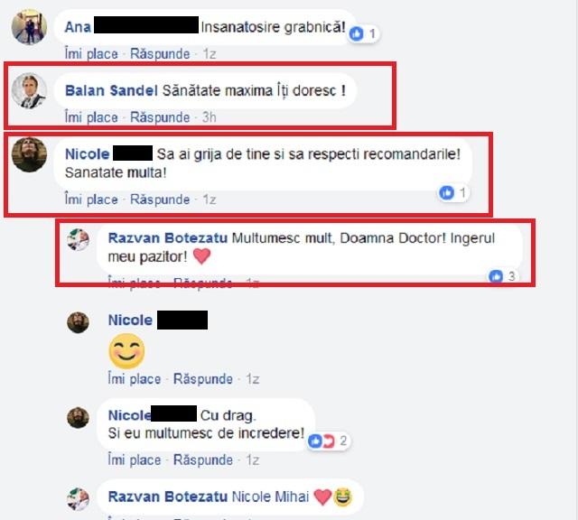 Răzvan Botezatu, schimb de mesaje cu medicul care s-a ocupat de el în urmă cu două zile, înainte să se afle că a ajuns în moarte clinică după ce a fost implicat într-un accident violent. Sursa foto: Facebook