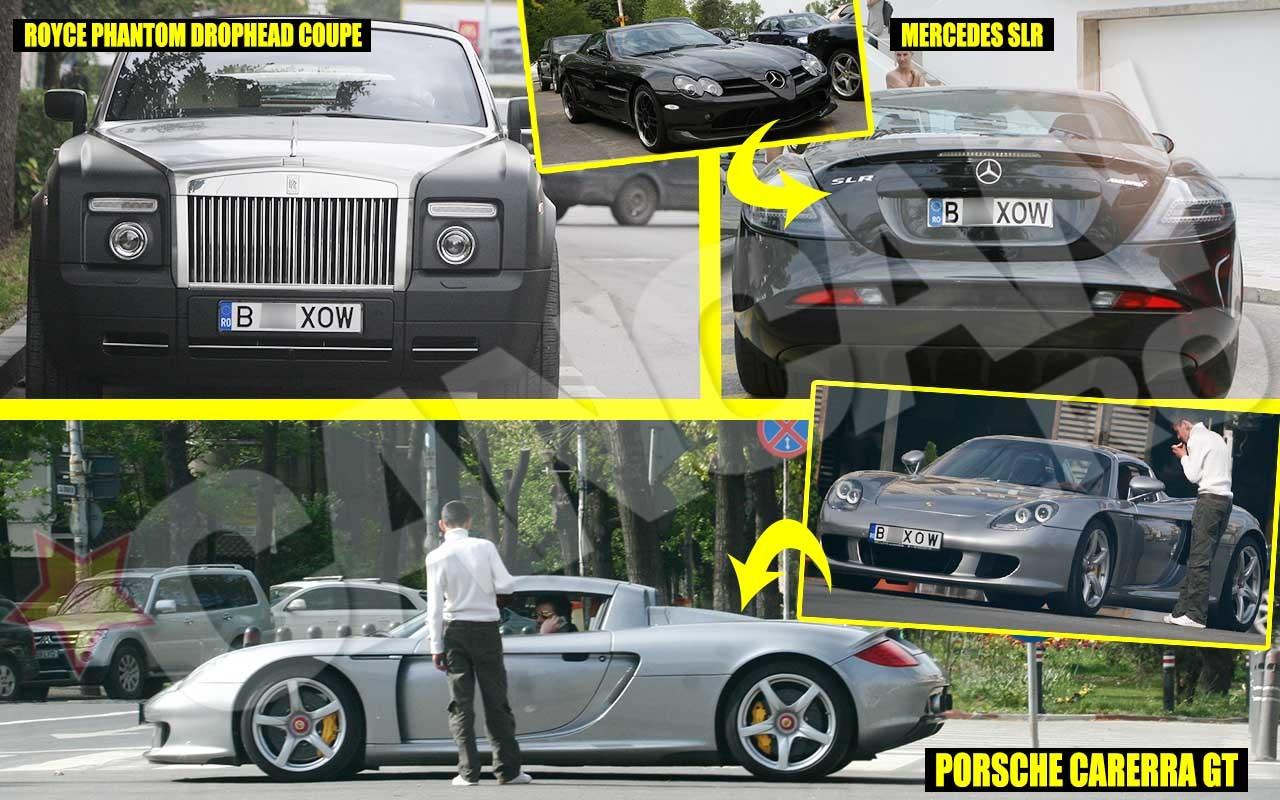 """Înainte ca afacerile familiei să intre în atenţia procurorilor, """"prinţişorul"""" Rani Adamescu se plimba prin Bucureşti cu maşini al căror preţ însumat depăşea 1 milion de euro"""
