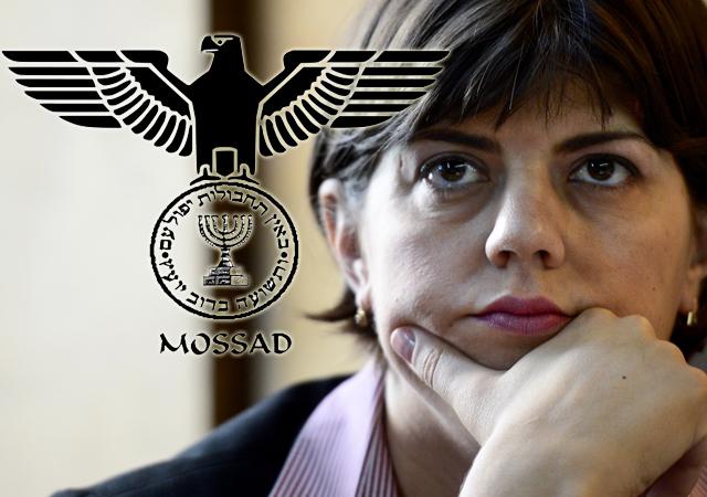 """Laura Codruţa Kovesi susţine că a fost """"ţinta"""" unei încercări de compromitere din partea unor foşti ofiţeri Mossad"""