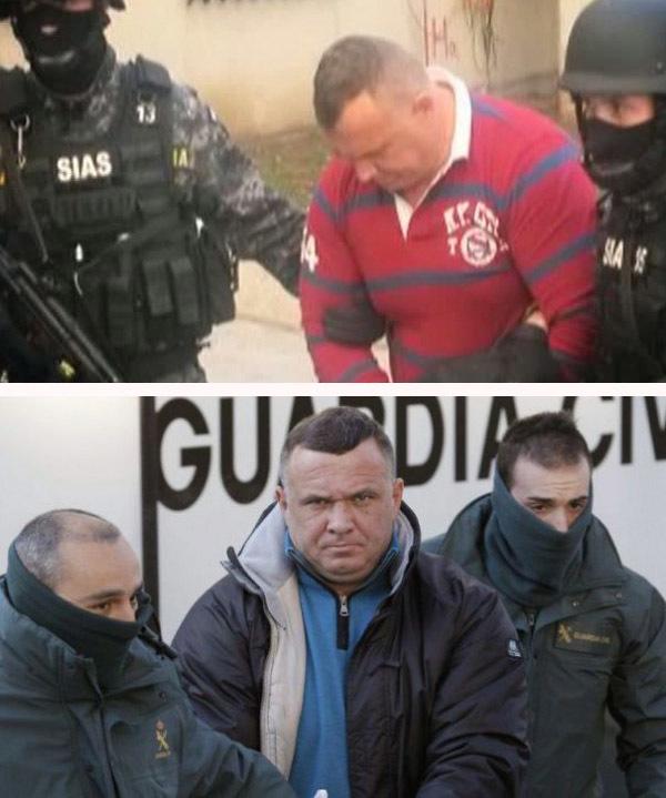 Mafiotul Ioan Clămparu execută în închisoare o condamnare de 30 de ani în timp ce Sanchi şi Urse se luptă în libertate pentru... concubina lui!