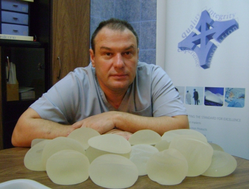 Marek Valcu i-a pus silicoane Oanei Zavoranu de sase ori