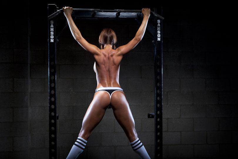 Anca Marcus este antrenoare de fitness(sursa foto: www.ancamarcus.com)