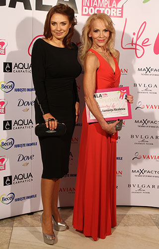 Adina Buzatu si Luminta Nicolescu