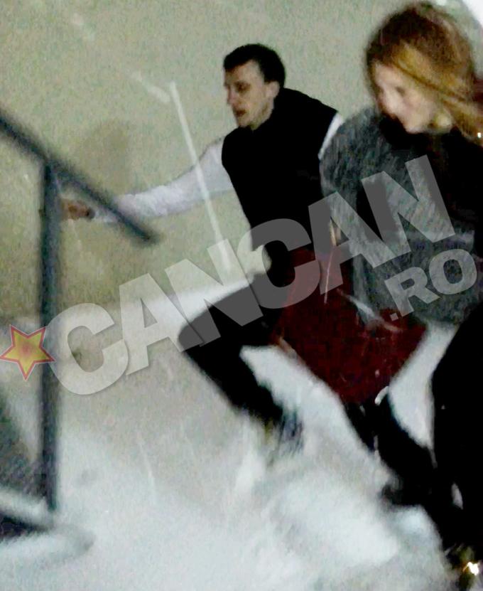 Chiriches a facut-o lata vineri noapte in Bucuresti