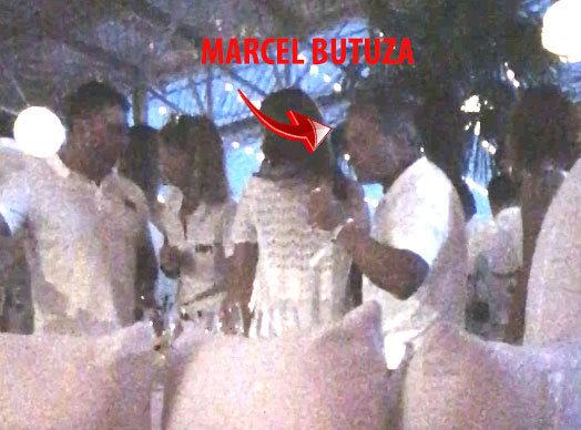 Marcel Butuza a petrecut până dimineaţă în club
