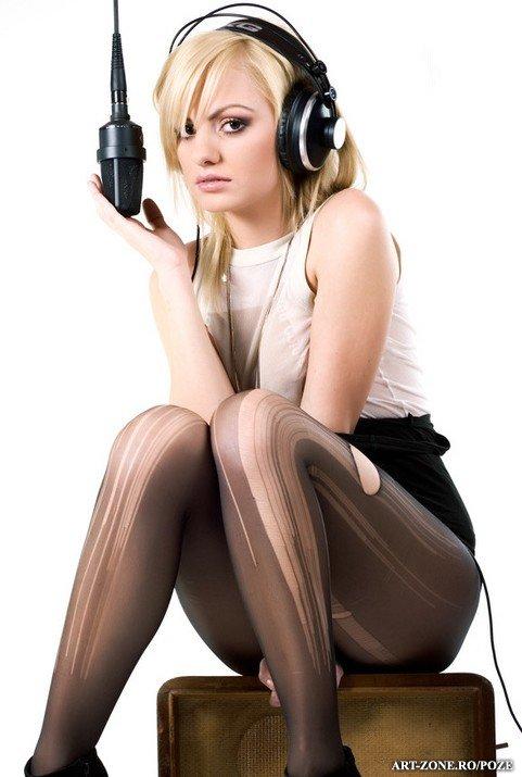 Blonda isi doreste enorm sa isi reia activitatea muzicala