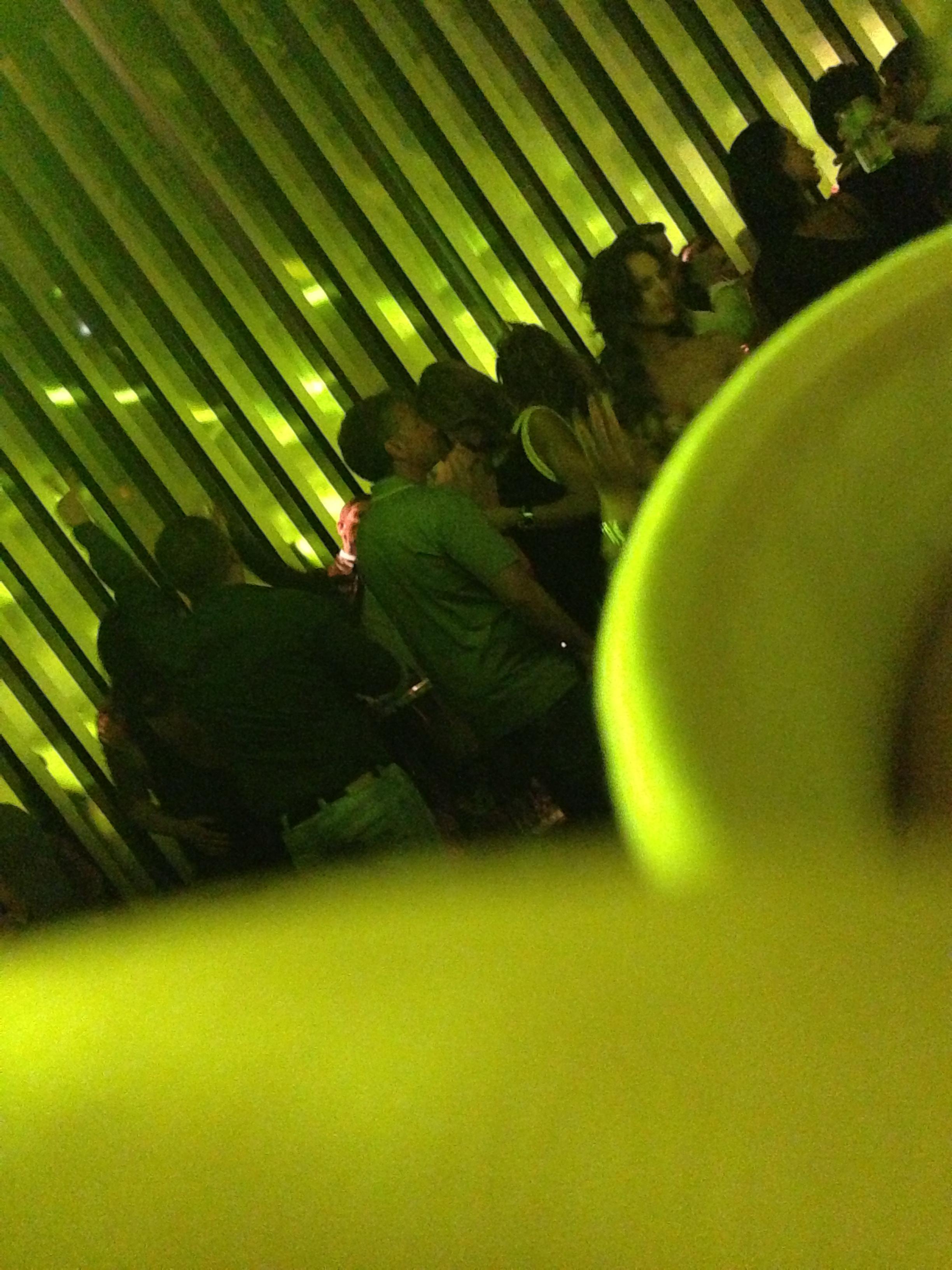 Dan si Adriana s-au distrat in club pana in jurul orei 5:00 dimineata
