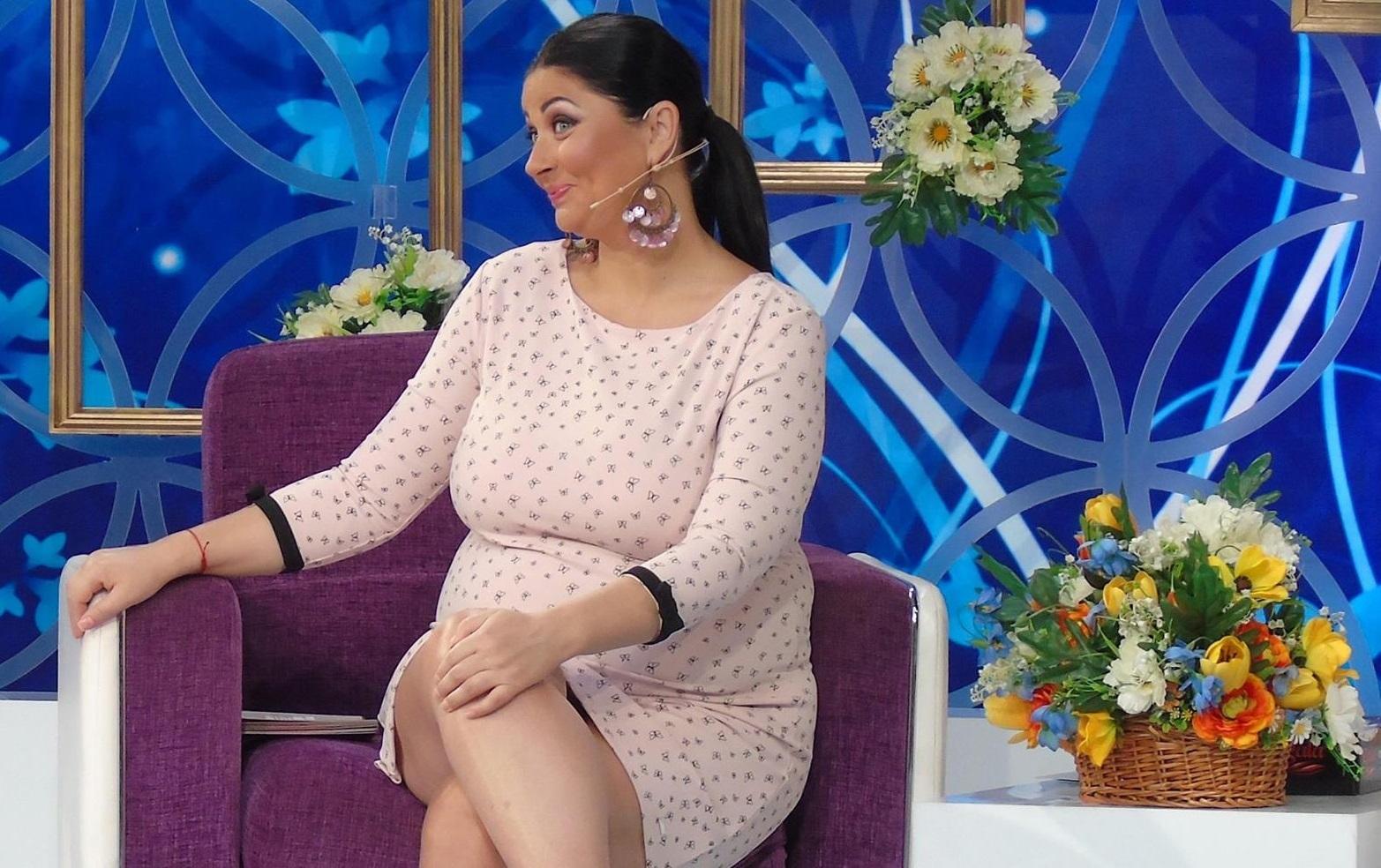 Gabriela Cristea, mai fericită ca niciodată