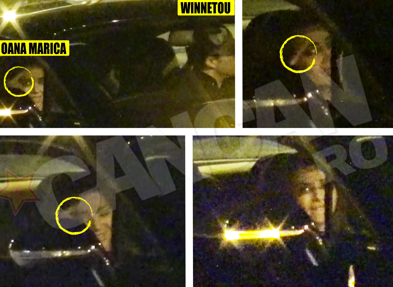 """Avem primele săruturi dintre Winnetou şi """"bunesa"""" lui! Un poliţist vigilent de la rutieră i-a tras pe dreapta şi…"""